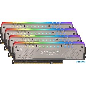 Оперативная память Crucial Ballistix Tactical Tracer 4x8GB DDR4 PC4-24000 BLT4K8G4D30AET4K