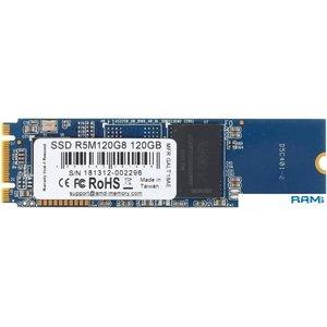 SSD AMD Radeon R5 120GB R5M120G8