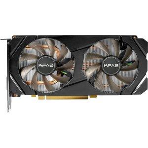 Видеокарта KFA2 GeForce GTX 1660 Super 1-Click OC 6GB GDDR6 60SRL7DSY91K
