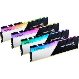 Оперативная память G.Skill Trident Z Neo 4x8Gb DDR4 PC4-30400  (F4-3800C14Q-32GTZN)