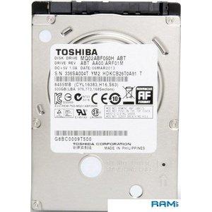 Гибридный жесткий диск Toshiba 500GB [MQ02ABF050H]