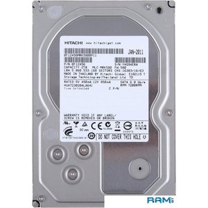 Жесткий диск Hitachi Ultrastar 7K3000 2TB (HUA723020ALA641)