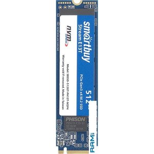 SSD Smart Buy Stream E13T 256GB SBSSD-256GT-PH13T-M2P4