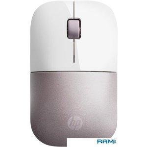 Мышь HP Z3700 (розовый)