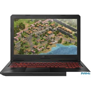 Ноутбук ASUS TUF Gaming FX504GD-E41011T