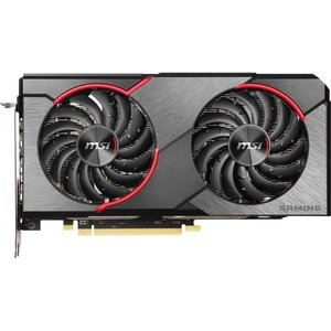 Видеокарта MSI Radeon RX 5500 XT Gaming X 8GB GDDR6