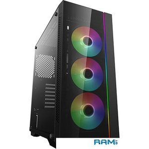 Корпус DeepCool MATREXX 55 V3 ADD-RGB DP-ATX-MATREXX55V3-AR-3F