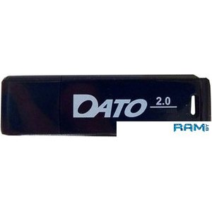USB Flash Dato DB8001K 64GB (черный)