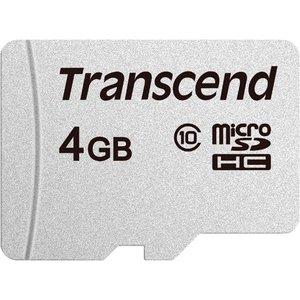 Карта памяти Transcend microSDHC 300S 4GB