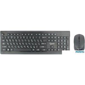 Клавиатура + мышь Gembird KBS-7200