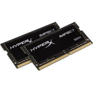 Оперативная память HyperX Impact 2x8GB DDR4 SODIMM PC4-25600 HX432S20IB2K2/16