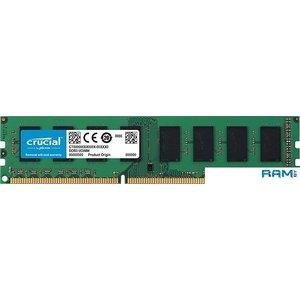 Оперативная память Crucial 16GB DDR3 PC3-12800 CT204864BD160B