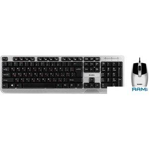 Клавиатура + мышь SVEN KB-S330C (черный)