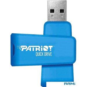 USB Flash Patriot Quick Drive 128GB (синий)