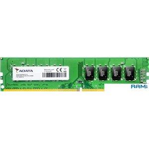 Оперативная память A-Data Premier 16GB DDR4 PC4-19200 AD4U2400716G17-SGN