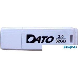 USB Flash Dato DB8001W 32GB (белый)