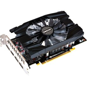 Видеокарта Inno3D GeForce GTX 1660 Compact 6GB GDDR5 N16601-06D5-1521VA29