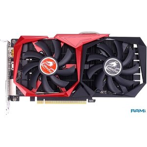 Видеокарта Colorful GeForce GTX 1050 Ti NB 4G-V