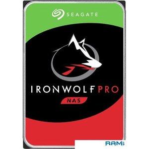 Жесткий диск Seagate IronWolf Pro 16TB ST16000NE000
