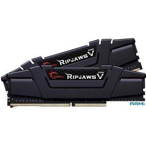 Оперативная память G.Skill Ripjaws V 2x8GB DDR4 PC4-28800 F4-3600C16D-16GVKC