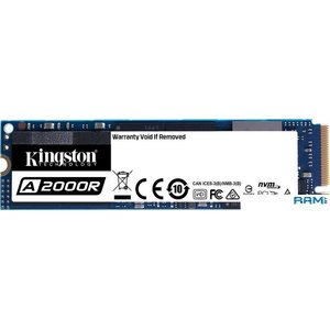 SSD Kingston A2000R 500GB SA2000M8R/500G