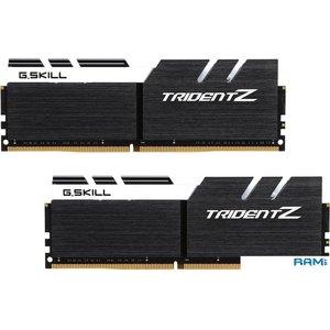 Оперативная память G.Skill Trident Z 2x8GB DDR4 PC4-25600 F4-3200C14D-16GTZKW