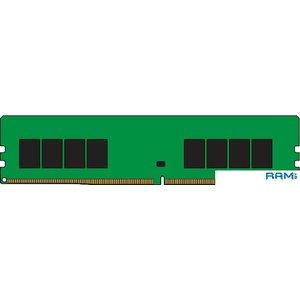 Оперативная память Kingston ValueRAM 16GB DDR4 PC4-23400 KVR29N21D8/16