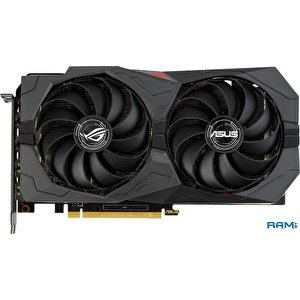 Видеокарта ASUS ROG Strix GeForce GTX 1660 Super Advanced 6GB GDDR6 [ROG-STRIX-GTX1660S-A6G-GAMING]