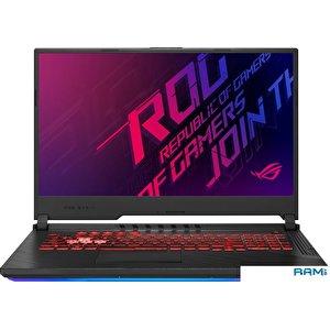 Игровой ноутбук ASUS ROG Strix G G731GT-H7115