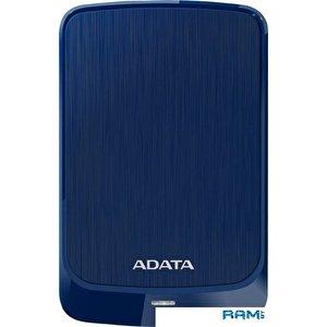 Внешний накопитель A-Data HV320 AHV320-1TU31-CBL 1TB (синий)