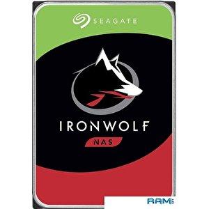 Жесткий диск Seagate IronWolf 6TB ST6000VN001