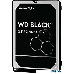 Жесткий диск WD Black 1TB WD10SPSX