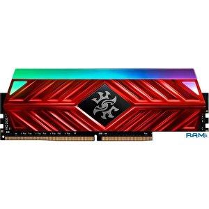Оперативная память A-Data Spectrix D41 RGB 16GB DDR4 PC4-24000 AX4U3000316G16A-SR41