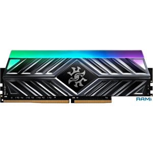 Оперативная память A-Data Spectrix D41 RGB 16GB DDR4 PC4-25600 AX4U3200316G16-ST41