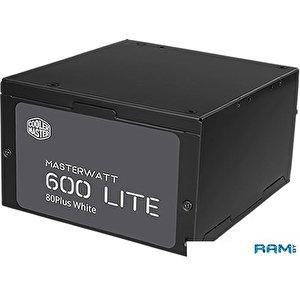 Блок питания Cooler Master MasterWatt Lite 230V (ErP 2013) MPX-6001-ACABW-ES