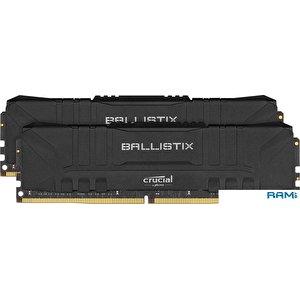 Оперативная память Crucial Ballistix 2x8GB DDR4 PC4-25600 BL2K8G32C16U4B