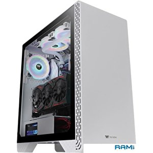 Корпус Thermaltake S300 Tempered Glass Snow Edition CA-1P5-00M6WN-00