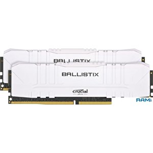 Оперативная память Crucial Ballistix 2x8GB DDR4 PC4-24000 BL2K8G30C15U4W