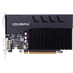 Видеокарта Colorful GeForce GT710 NF 1GD3-V