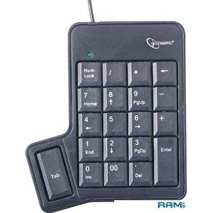 Клавиатура Gembird KPD-UT-01