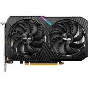 Видеокарта ASUS Dual GeForce RTX 2070 Mini OC 8GB GDDR6 DUAL-RTX2070-O8G-MINI