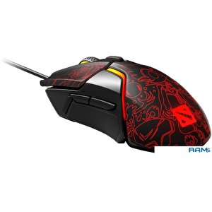 Игровая мышь SteelSeries Rival 600 Dota 2 Edition