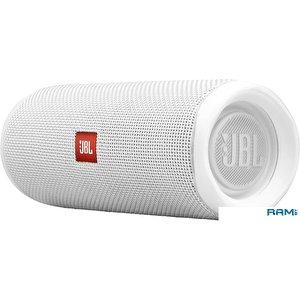 Беспроводная колонка JBL Flip 5 (белый)