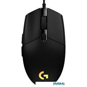 Игровая мышь Logitech G102 Lightsync (черный)