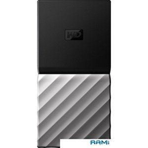Внешний накопитель WD My Passport SSD 2TB WDBKVX0020PSL