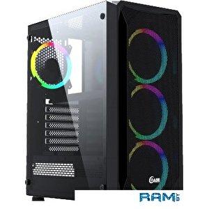 Корпус Powercase Mistral Z4 Mesh LED