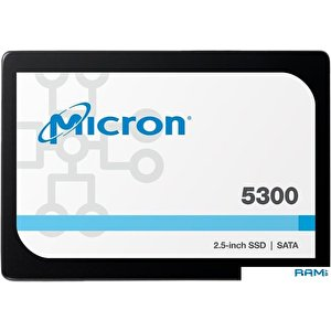 SSD Micron 5300 Max 1.92TB MTFDDAK1T9TDT-1AW1ZABYY