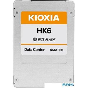 SSD Kioxia HK6-R 3.84TB KHK61RSE3T84
