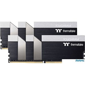 Оперативная память Thermaltake ToughRam 2x8GB DDR4 PC4-32000 R017D408GX2-4000C19A