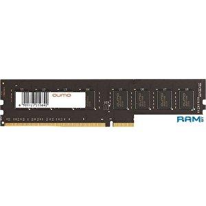 Оперативная память QUMO 16GB DDR4 PC4-21300 QUM4U-16G2666S19